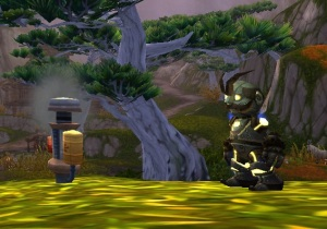 gnomeandturret wow warcraft pet battles