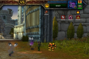 gimmick wow world of warcraft pet battle