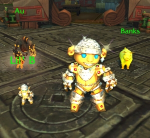 blingtron wow warcraft pet battle