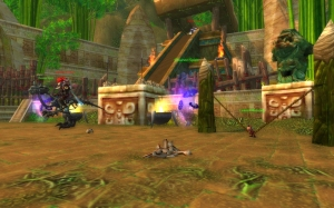 bloodlord wow warcraft pet battle