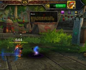 bosspet wow warcraft battle pet
