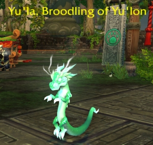 boss yula wow warcraft pet battles