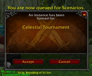 wow warcraft pet battles celestialtournamentqueue