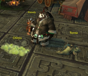 chen wow warcraft pet battles