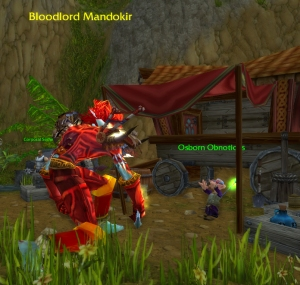 mandokir wow warcraft battle pets