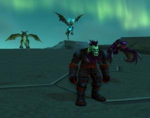 okrut wow warcraft pet battles tamer okrut