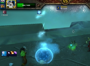wow warcraft pet battles ice tomb stun