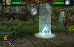xufu pet battle wow warcraft