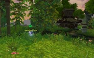 ashwing moth wow world of warcraft pet battles timeless isle