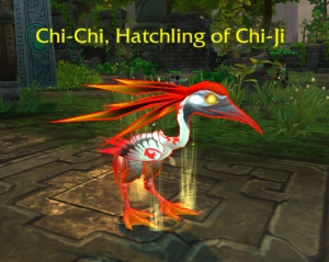 chichi wow world of warcraft pet battle