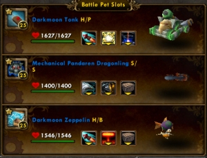 lil oondasta team wow world of warcraft pet battles