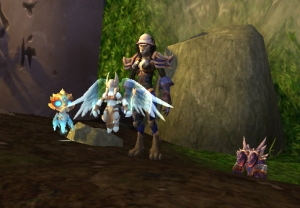 universal beasts of fable team wow world of warcraft pet battle celestial tournament