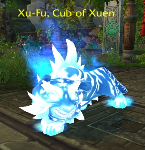 xufu xuen wow world of warcraft pet battle celestial