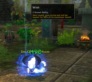 zao wish wow world of warcraft pet battle celestial tournament