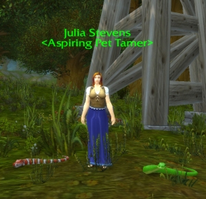 julia stevens wow world of warcraft pet battle