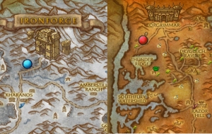 map brewfest wow world of warcraft pet battles