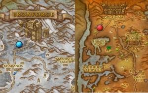 map brewfest wow world of warcraft pet battles
