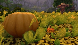 sinister squashling hallow's end wow world of warcraft pet battle