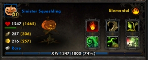 squashling stats wow world of warcraft pet battle