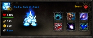 xufu stats wow world of warcraft pet battle