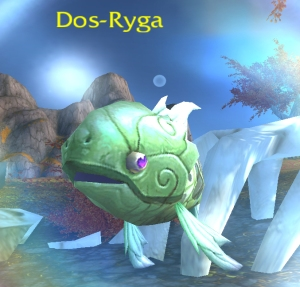 dosidiot dos-ryga beast of fable wow world of warcraft pet battle