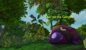 kawi beast of fable pet battle