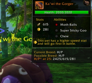 kawi moves wow world of warcraft pet battle