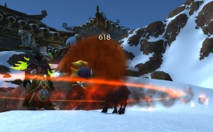 kafiexplode wow world of warcraft pet battle kafi beast of fable