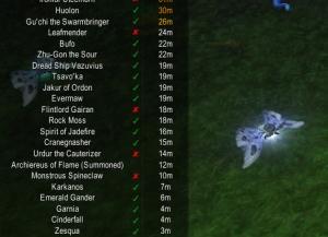 raretimer addon wow world of warcraft pet battle