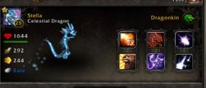 celestialdragon wow world of warcraft pet battle