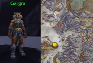 frostfire ridge tamer pet battle wow draenor