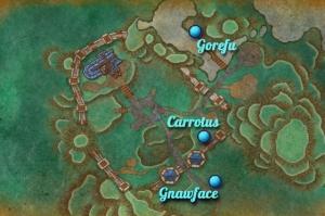 garrison alliance map wow warcraft pet battle