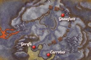 garrison horde map pets