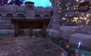 menagerie wow warcraft garrison pet battle