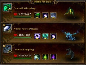 beakinatorteam wow warcraft pet battle draenor