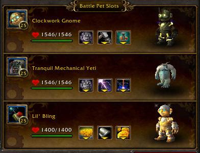 BattlePetRoundup com | A World of Warcraft Pet Battle Blog