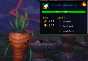 carrotus stats wow warlords of draenor warcraft
