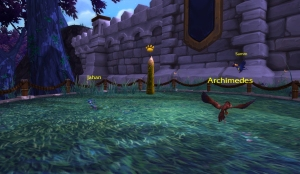jahanarchimedessamm wow pet battle draenor